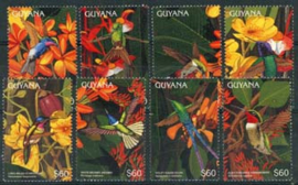 Guyana, michel 5572/79, xx