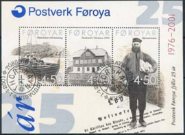 Faroer, michel blok 10, 0