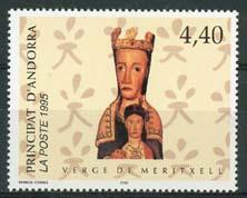 Andorra Fr., michel 482, xx