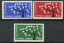 Cyprus, michel 215/17, xx