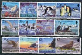 Br.Antarctic Terr., michel 276/87, xx