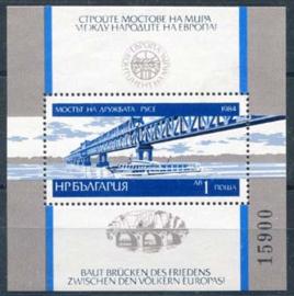 Bulgarije, michel blok 146, xx