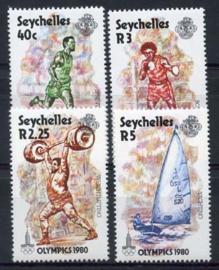 Seychelles, michel 461/64, xx