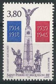 St.Pierre, michel 767, xx