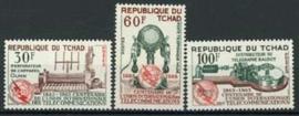 Tchad, michel 135/37, xx