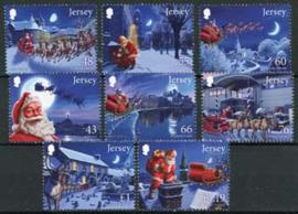 Jersey, michel 2079/86, xx