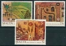 Malta, michel 772/74, xx