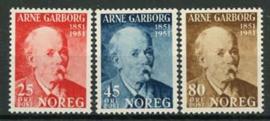 Noorwegen, michel 369/71, xx