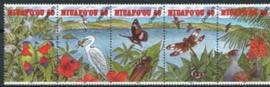 Niuafo'ou , michel 250/54, opdruk