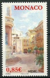 Monaco , michel 2957, xx