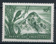 Rwanda, michel 189 A, xx