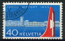 Zwitserland, michel 585, o