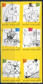Finland, michel 1975/80, xx