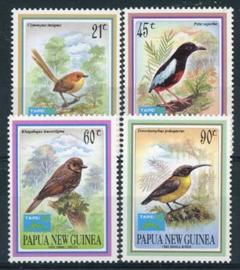 Papua N.Guinea, michel 685/88, xx
