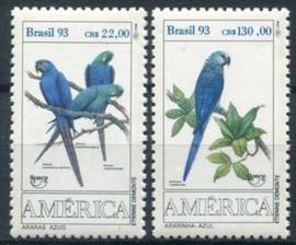 Brazilie, michel 2548/49, xx