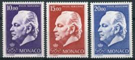 Monaco, michel 1160/62, xx