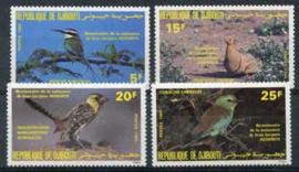 Djiboutie, michel 429/32, xx