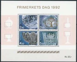 Noorwegen, michel blok 18, xx
