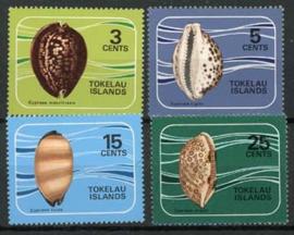 Tokelau, michel 34/37, xx