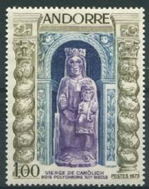 Andorra Fr., michel 249, xx