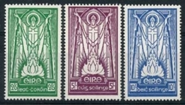 Ierland, michel 86/88 b , x