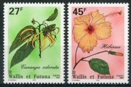 Wallis & F., michel 696/97, xx
