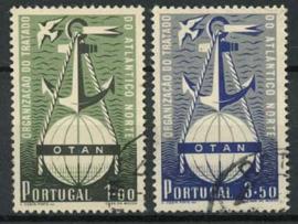 Portugal, michel 778/79, o