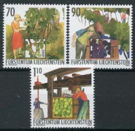 Liechtenstein, michel 1322/24, xx