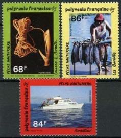 Polynesie, michel 628/30, xx