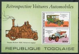 Togo, michel blok 115, xx