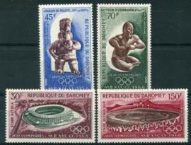 Dahomey, michel 360/63, xx