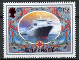 Guernsey, michel 1052, xx