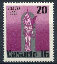 Litouen , michel 470 , xx