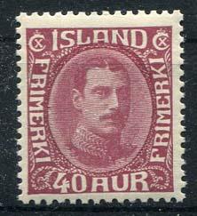 IJsland, michel 164, xx