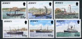 Jersey, michel 962/67, xx