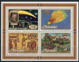 Aitutaki, michel blok 58, xx