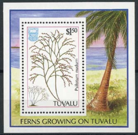 Tuvalu, michel blok 29, xx