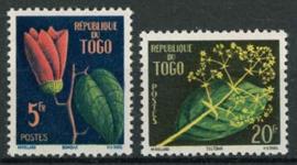 Togo, michel 266/67, xx