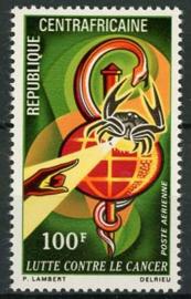Centrafricain, michel 254, xx