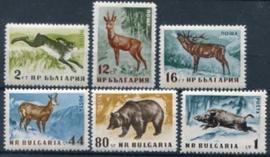 Bulgarije, michel 1058/63 A, xx