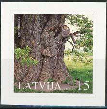 Letland, michel 638, xx