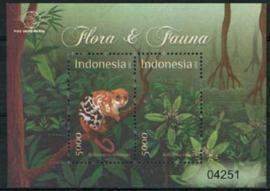 Indonesie, zbl. blok 321, xx