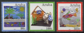 Aruba, nvph 435/37, xx