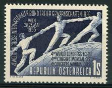Oostenrijk, michel 1018, xx