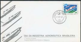 Brazilie, FDC michel 1930, 1982