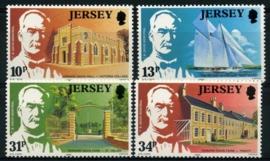Jersey, michel 368/71, xx