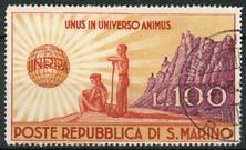 S.Marino, michel 350, o
