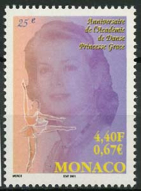 Monaco, michel 2556, xx