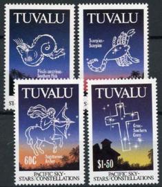 Tuvalu, michel 607/10, xx
