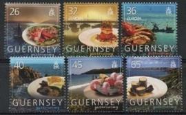 Guernsey, michel 1044/49 , xx